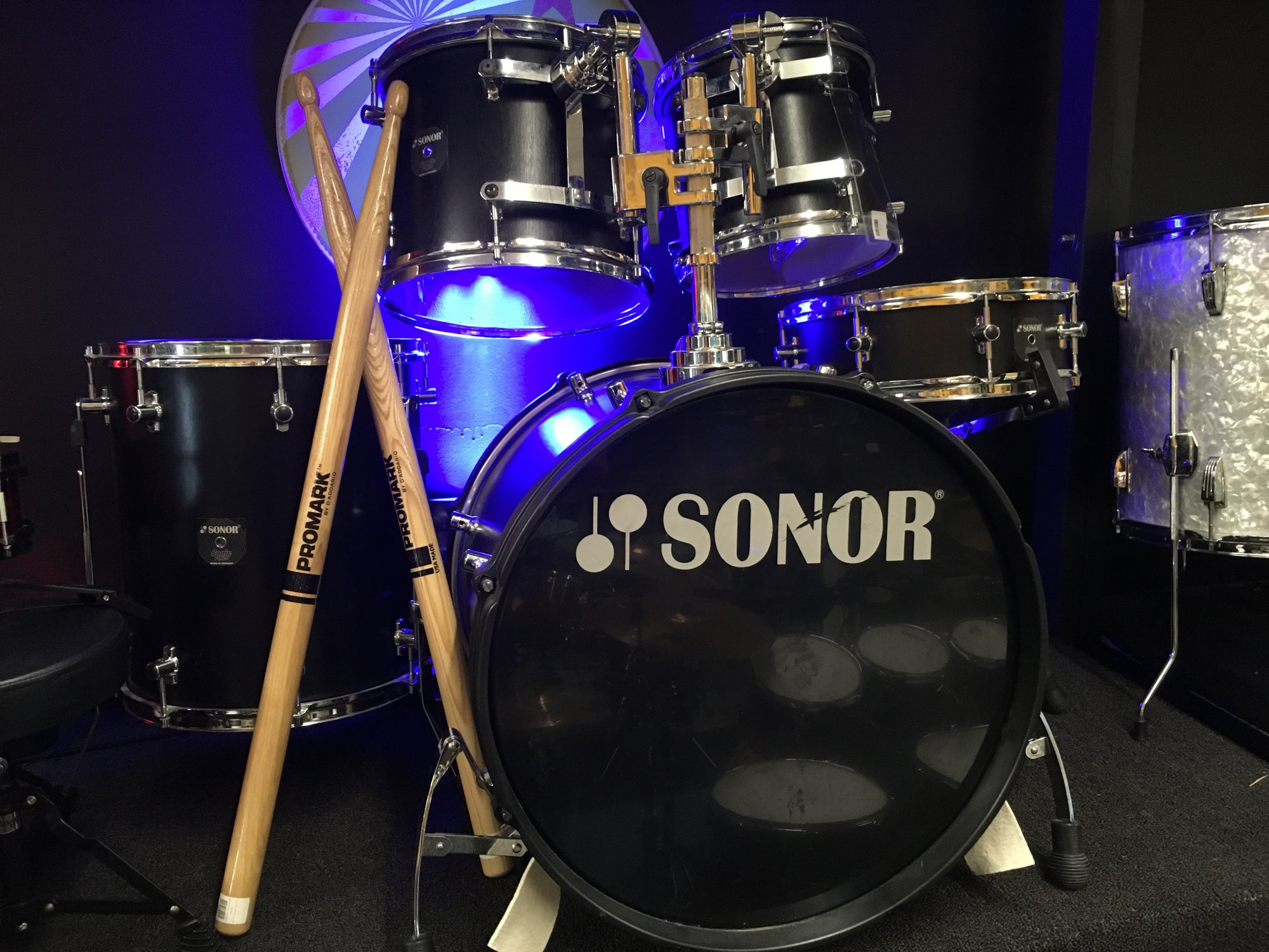 USED Sonor Sonic Plus Shell Kit
