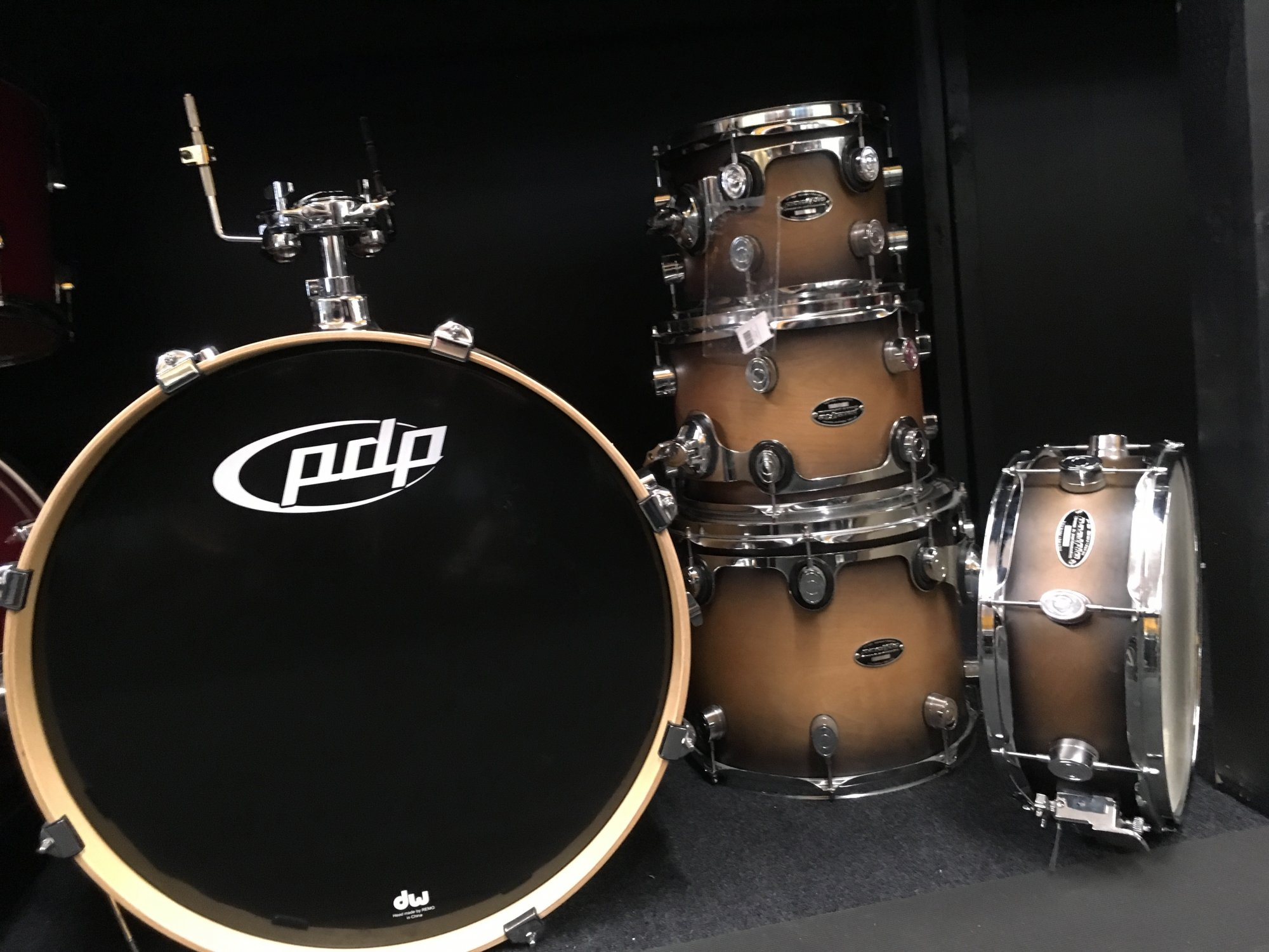 USED PDP FS Maple 5pc Shell Kit