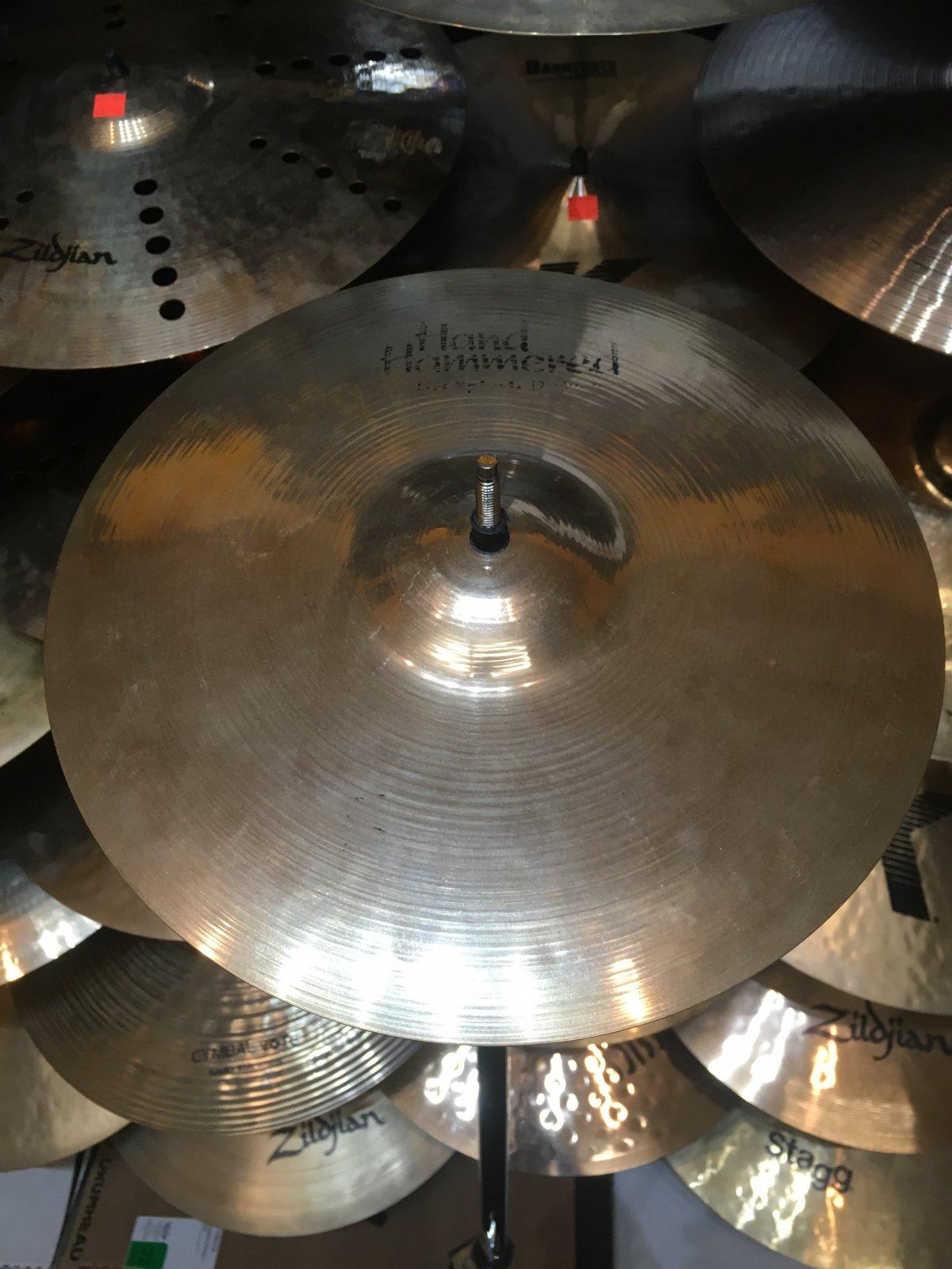 USED Sabian 12 Hand Hammered Splash Cymbal