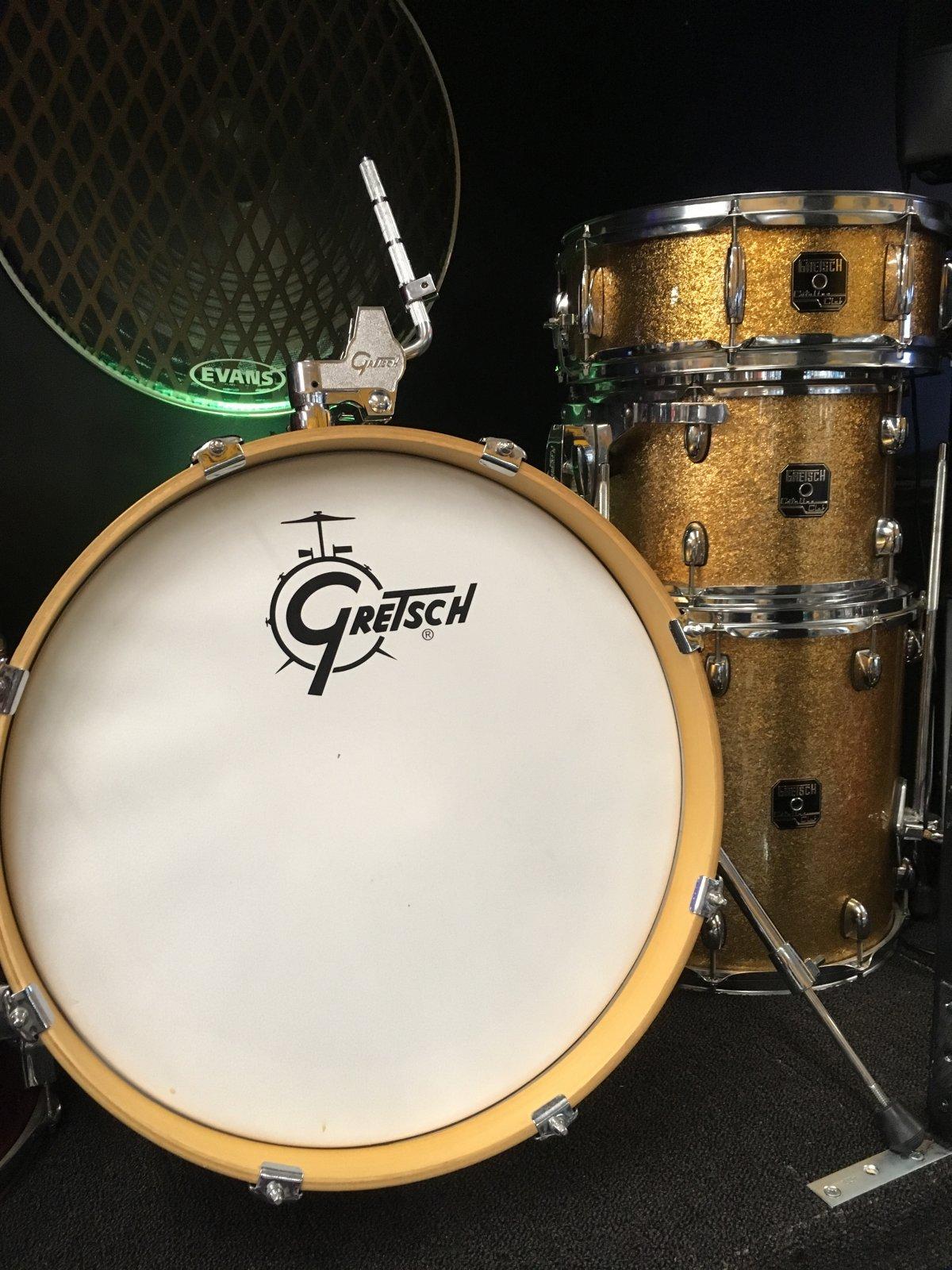 USED Gretsch 4pc Catalina Club Jazz WMP