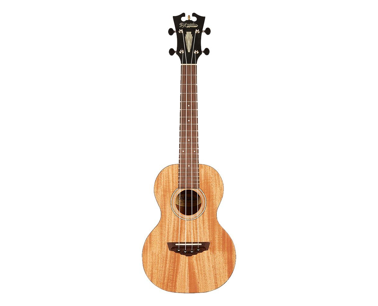 D'Angelico Bayside Mahogany Natural Concert Ukelele