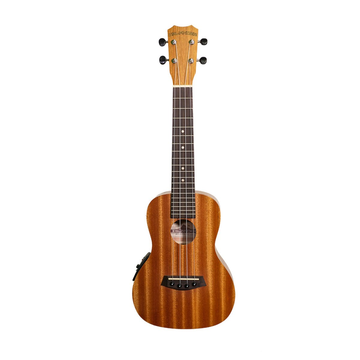 Islander MC-4 EQ Ukelele