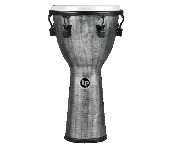 LP727G 12.5 Tuned Djembe Grey