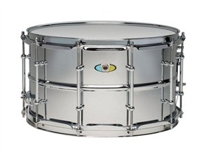 Ludwig 6.5 x 14 Supralite Steel Shell Snare Drum LW6514SL