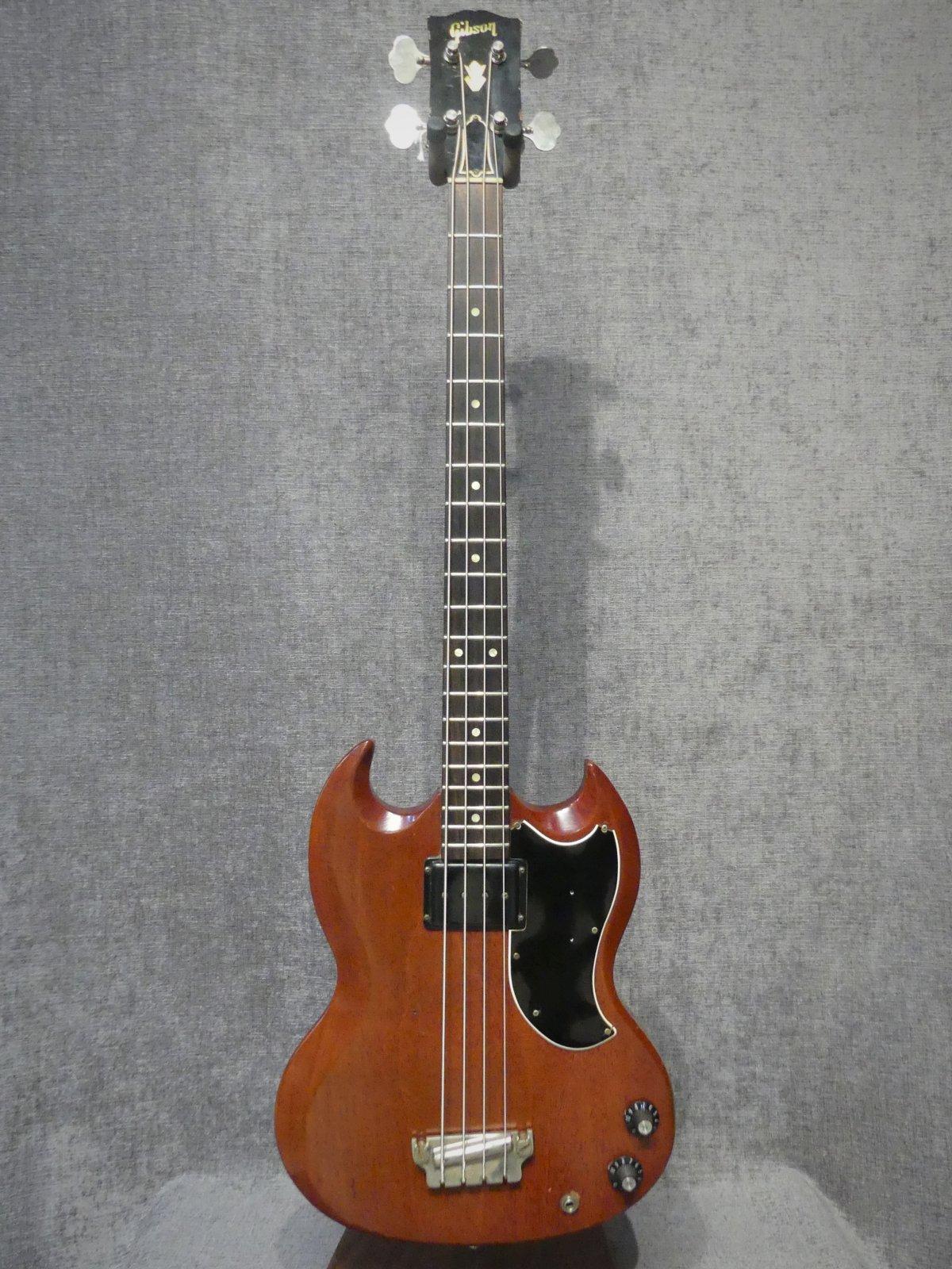 Gibson EB-0 w/OHSC (1963)