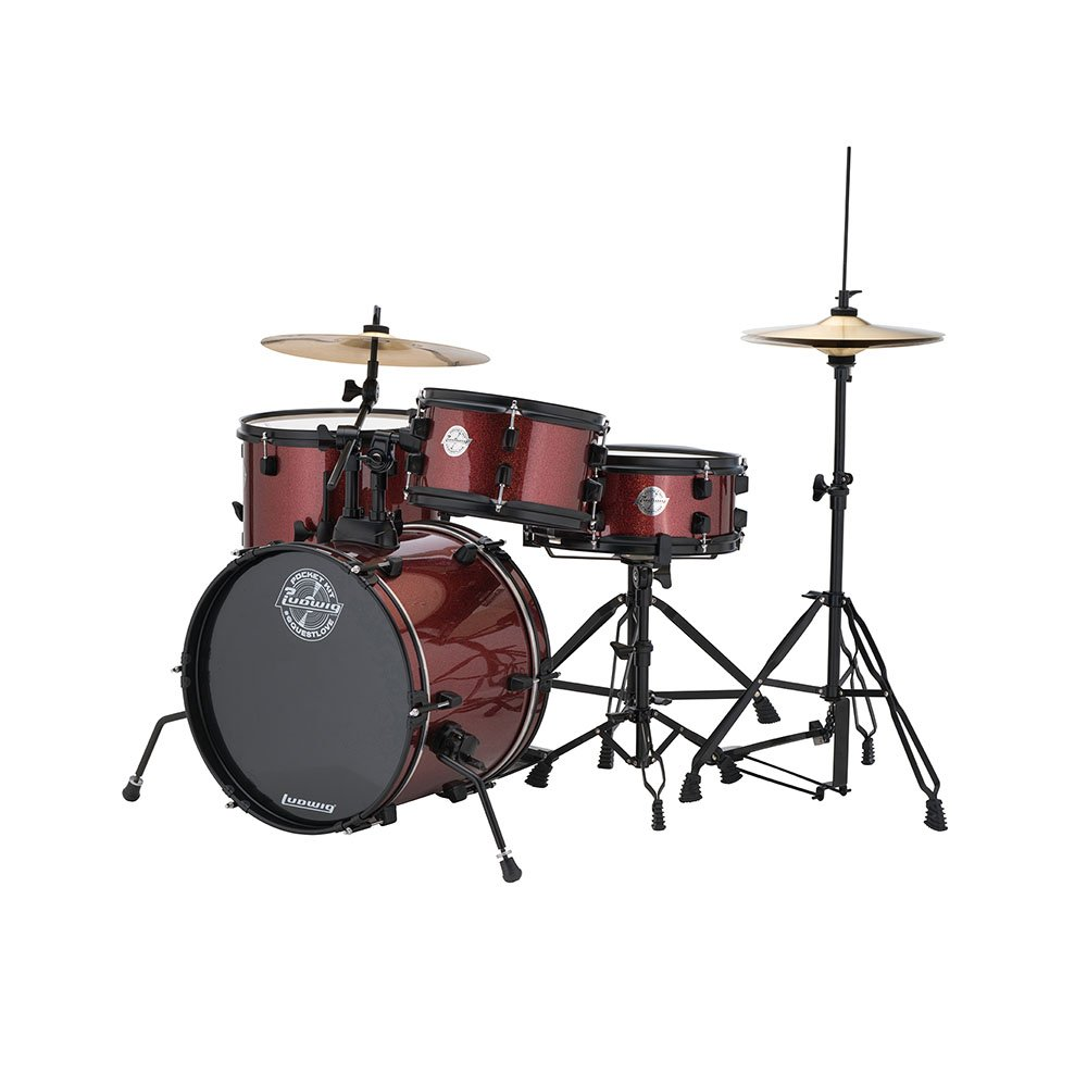 Ludwig ?uestlove 4pc Pocket Kit Complete