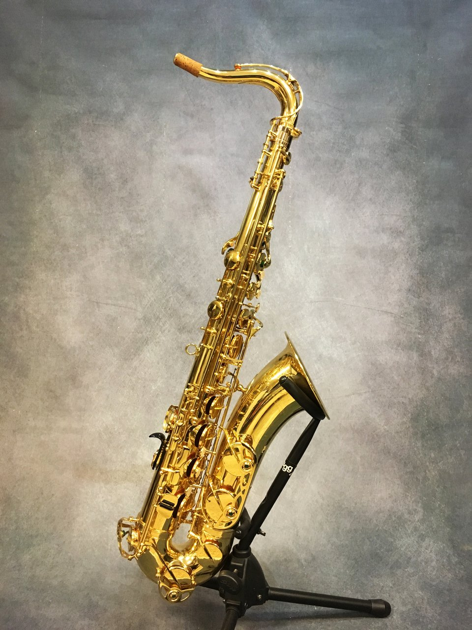Shrader 6435HGL Tenor Sax