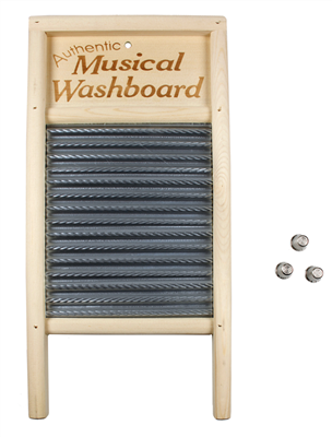 Country Jamboree FN75 Authentic Musical Washboard