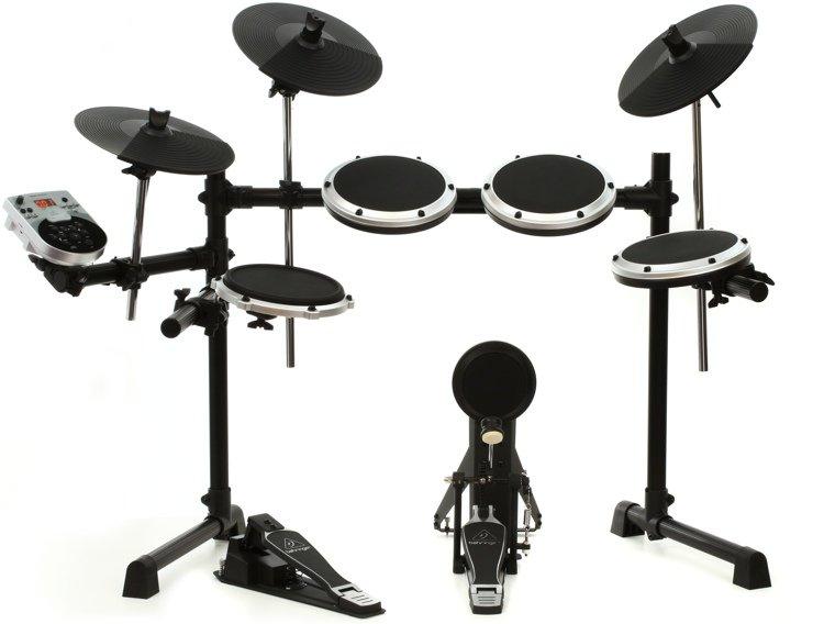 Behringer XD8USB 5pc Electronic USB Drum Kit