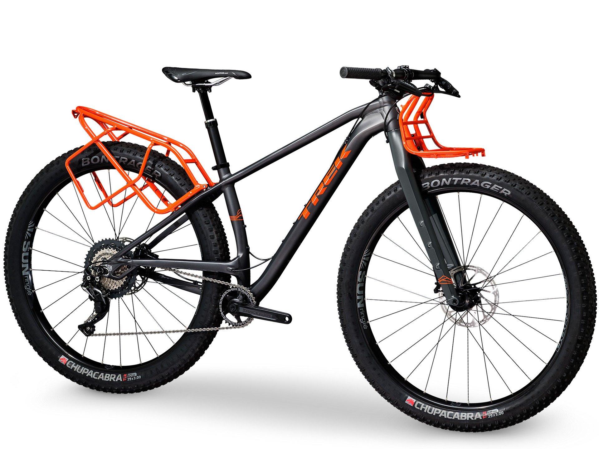 Trek 1120 21.5 Charcoal Orange