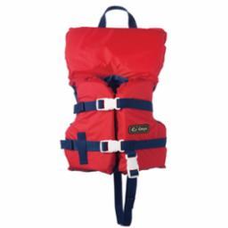 Infant General Purpose Red/Black Life Vest