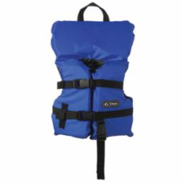Infant General Purpose Blue/Black Life Vest
