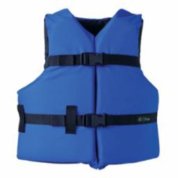 Youth General Purpose Blue/Black Life Vest
