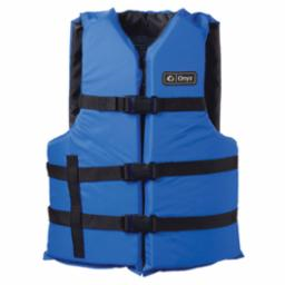 Adult General Purpose Blue/Black Life Vest