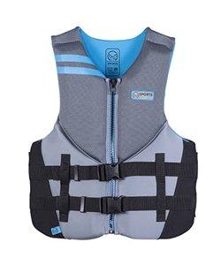 HO Mens Pursuit Grey Vest X-Large 96000016