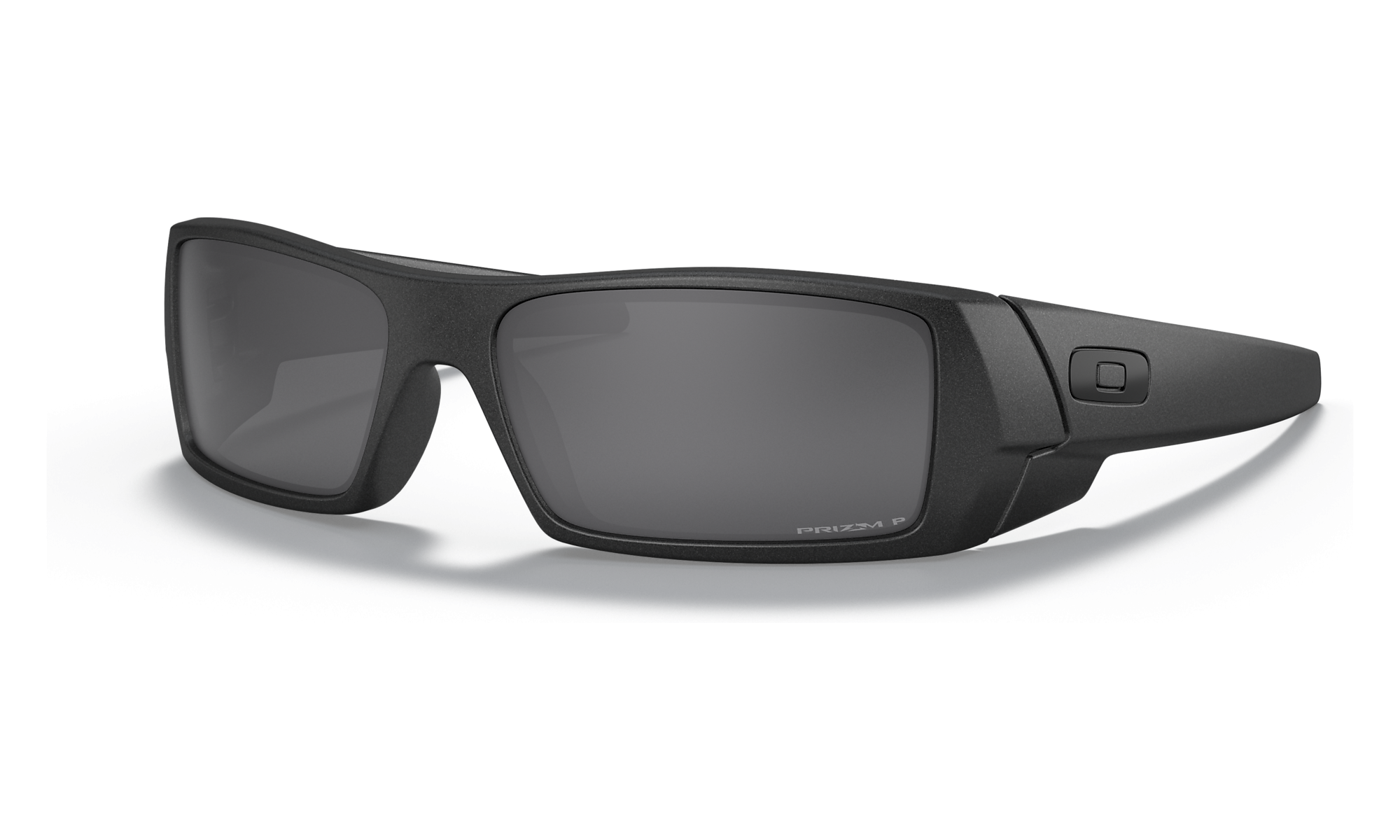 Oakley Gascan Steel W/Prizm Black Polarized