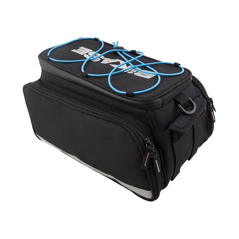 BiKase Rack Bag Big Daddy 2 Black