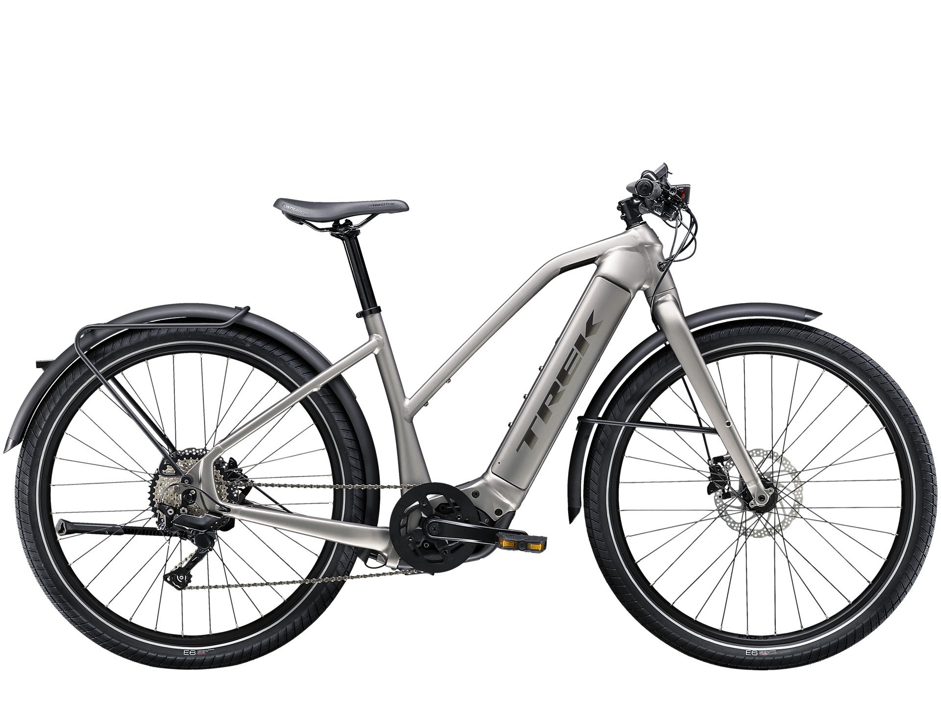 Trek Allant + 8 Stagger Small Silver