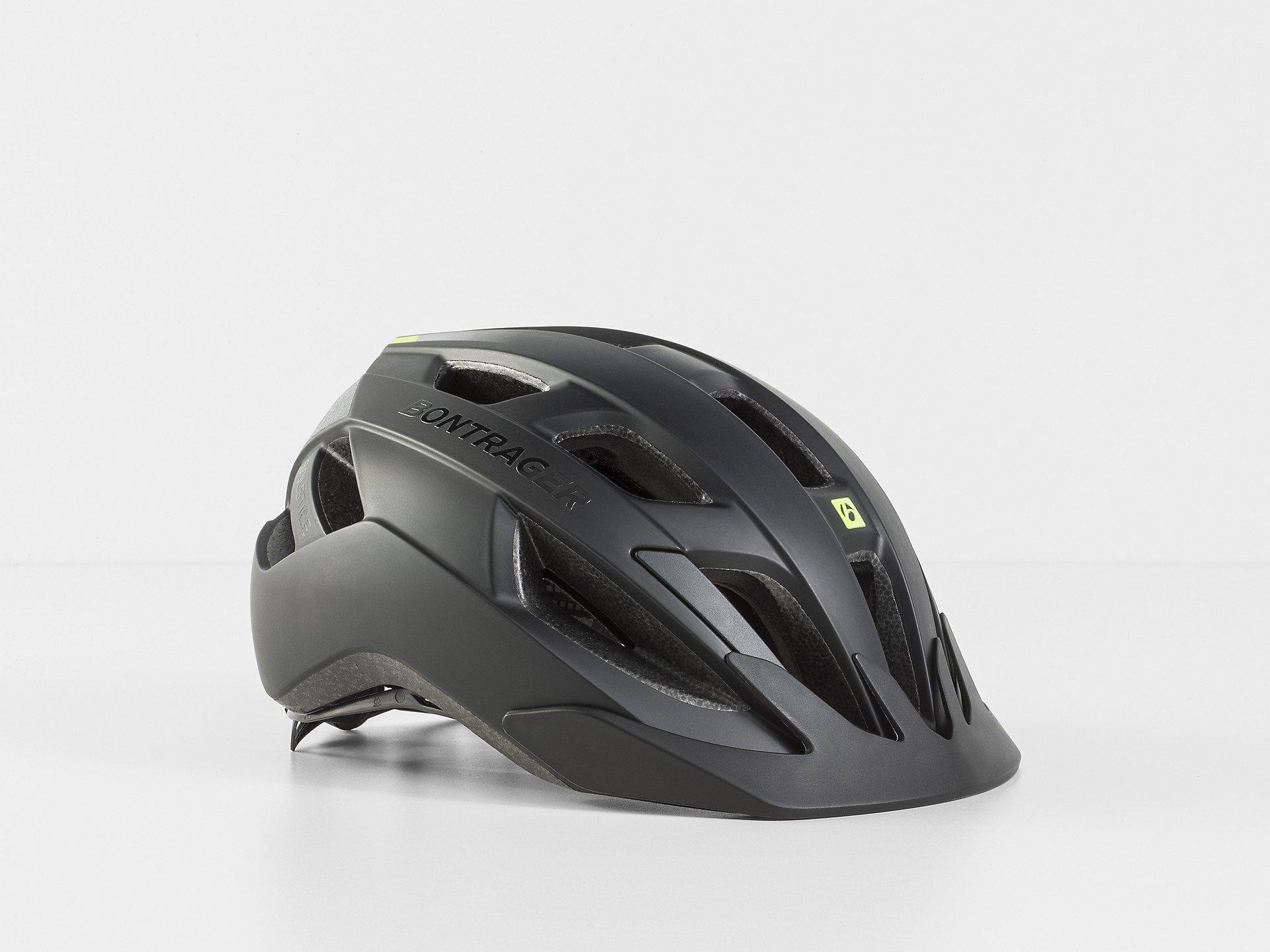 Helmet Bontrager Solstice MIPS Youth Black