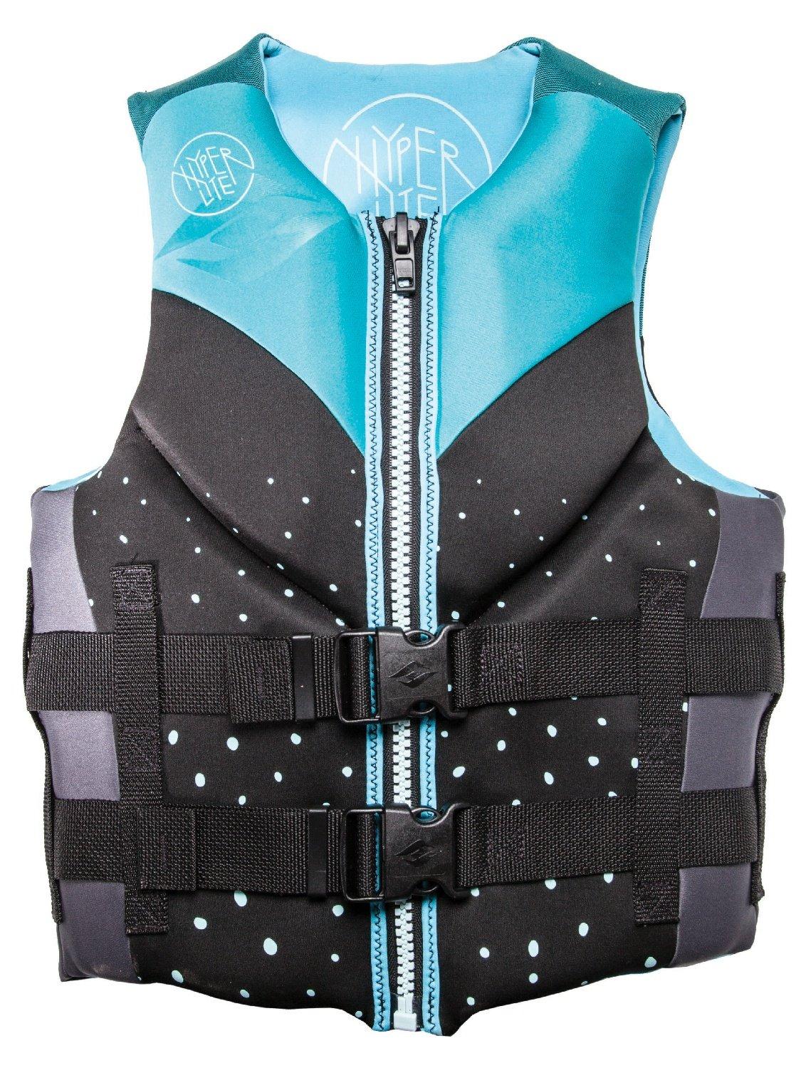 HL Womens Indy Neo Vest Aqua Small 86001022