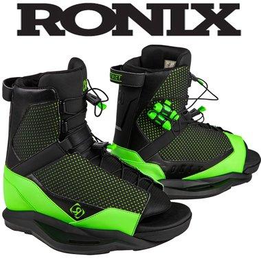 Ronix District Black / Green 7.5-11.5