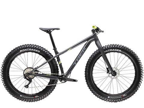 Trek FARLEY 5 XL Charcoal