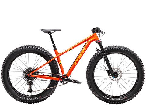 Trek FARLEY 7 Medium Orange