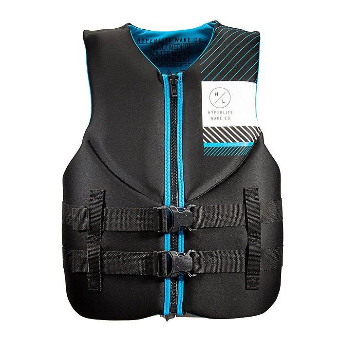 HL Mens Indy HRM NEO Vest 2XL Black/Blue