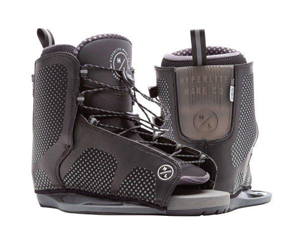 HL Remix Boot Pair Black 7-10.5