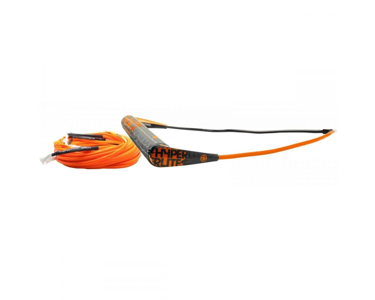 HL SG w/70' X-Line Orange Rope & 15 Handle