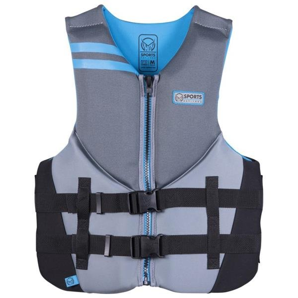 HO Mens Pursuit Grey Vest Medium 96000014