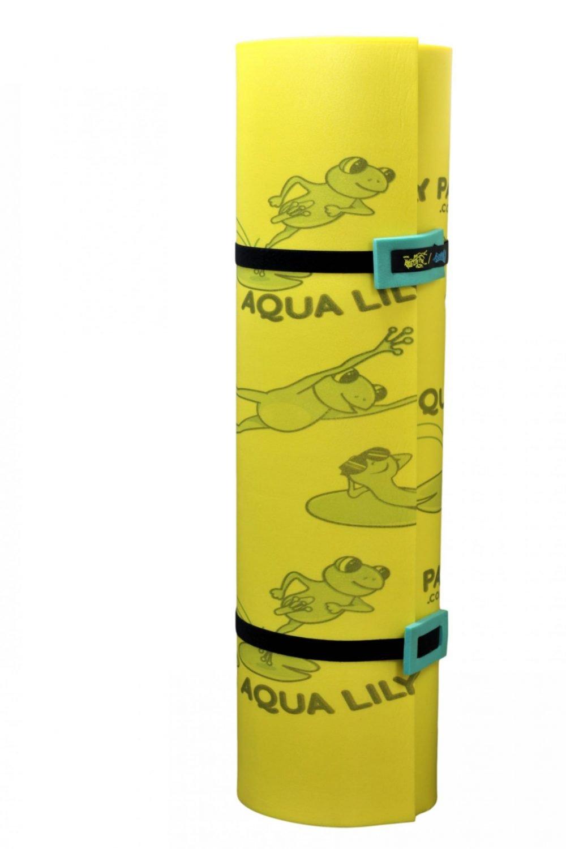 Aqua Lily Pad Original 6'x18' Yellow / Green