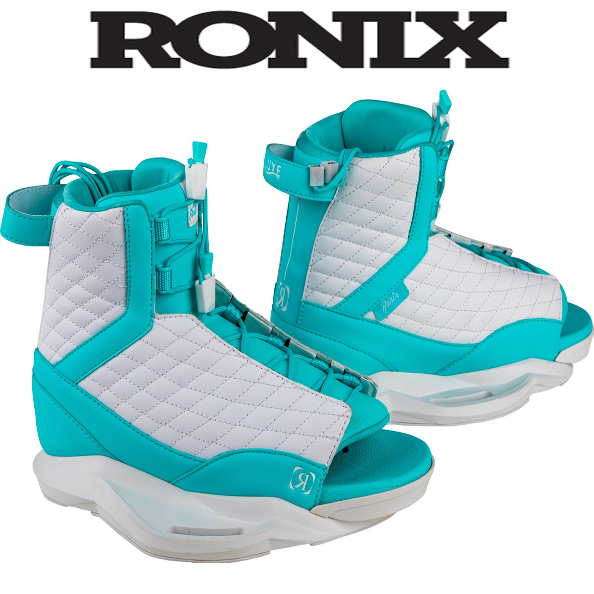 Ronix Luxe Women's Boot White / Blue Orchid