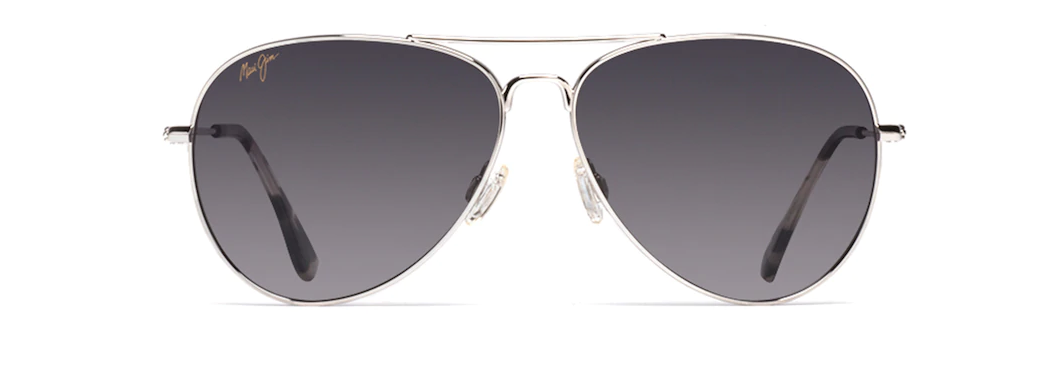 Maui Jim Mavericks Aviator Sunglasses