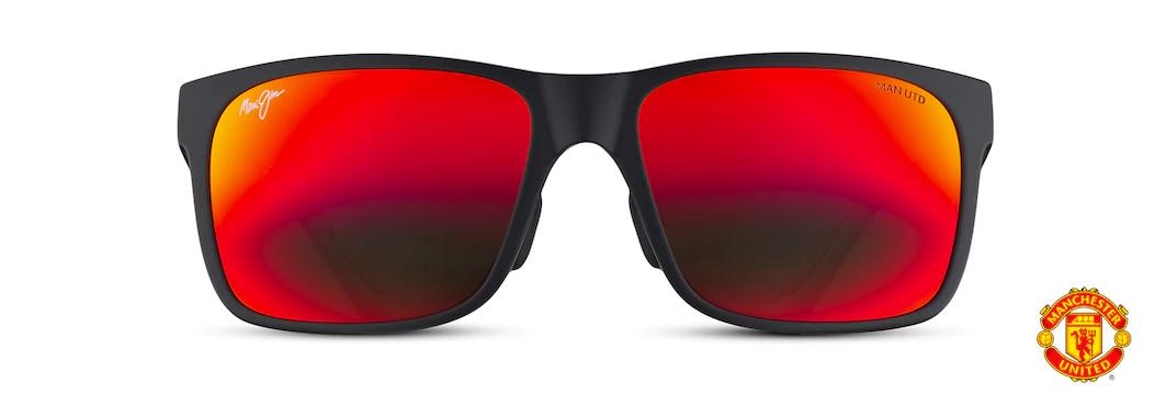 Maui Jim Red Sands Asian Fit Sunglasses