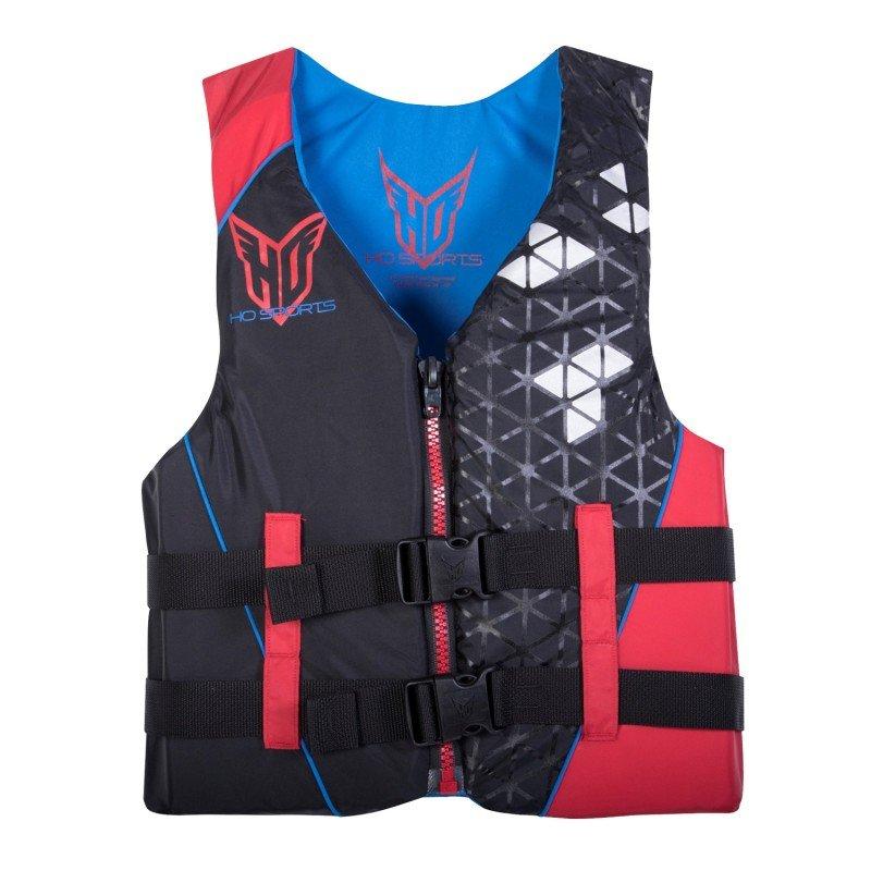 HO Men's Infinite Vest Blk/Red