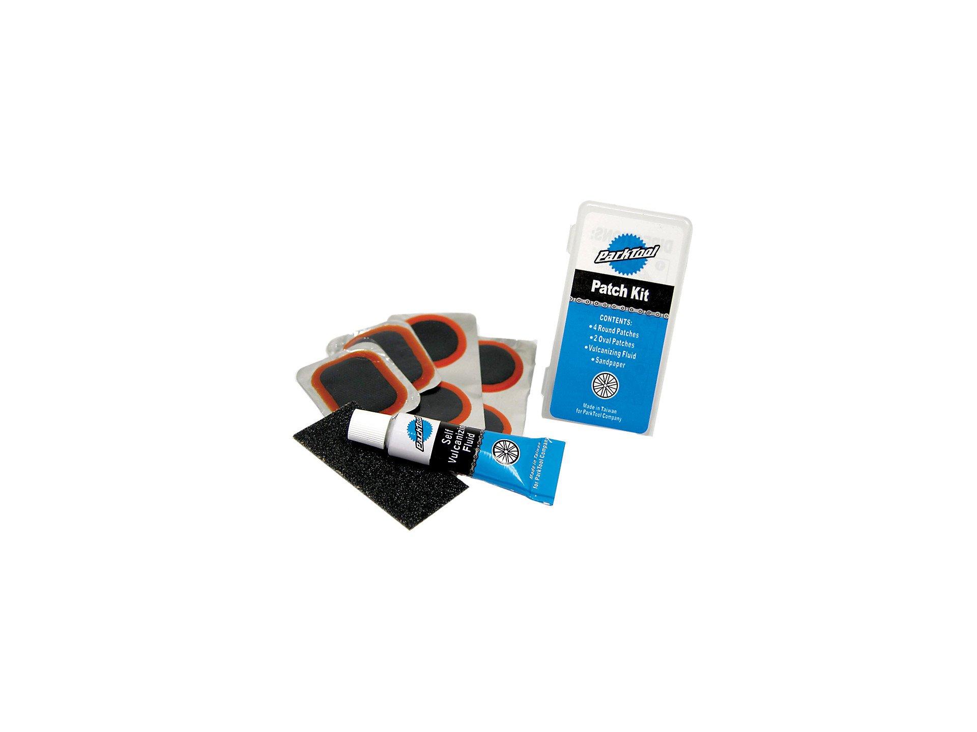 Park Tool Tire Patch Repair Kit VP-1