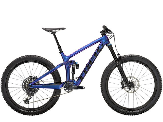 Trek Remedy 9.8 27.5 GX Med Purple