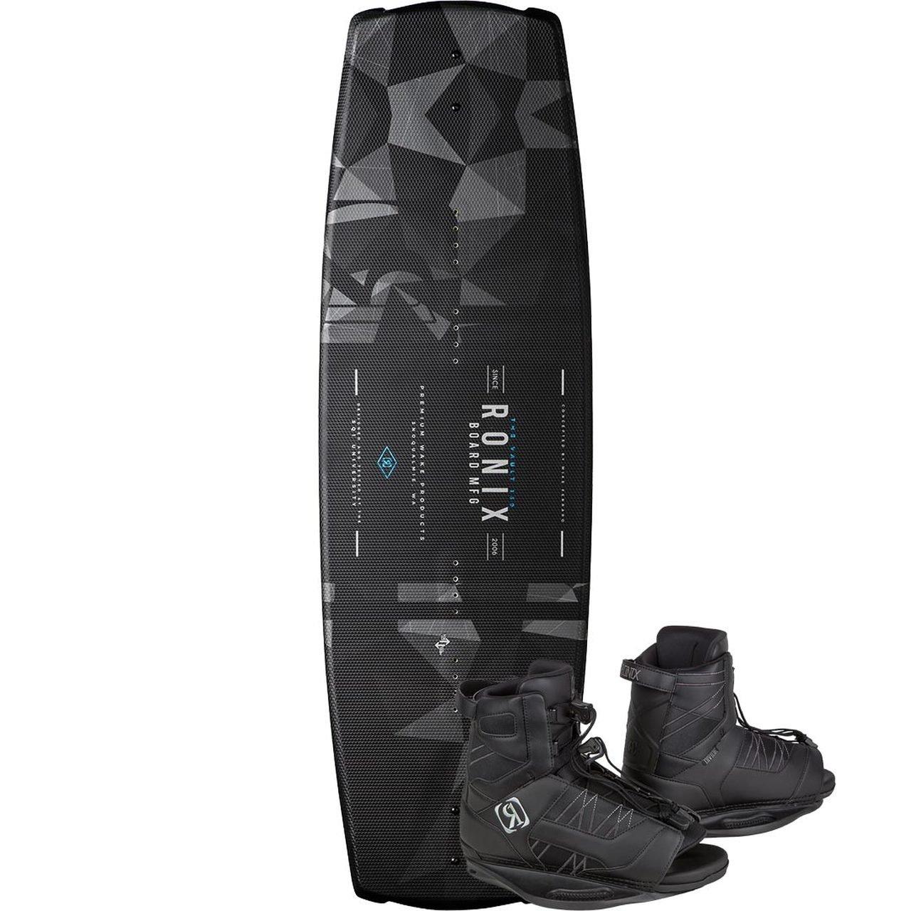 Ronix Vault 134 Combo w/ Divide 5-8.5 Boots