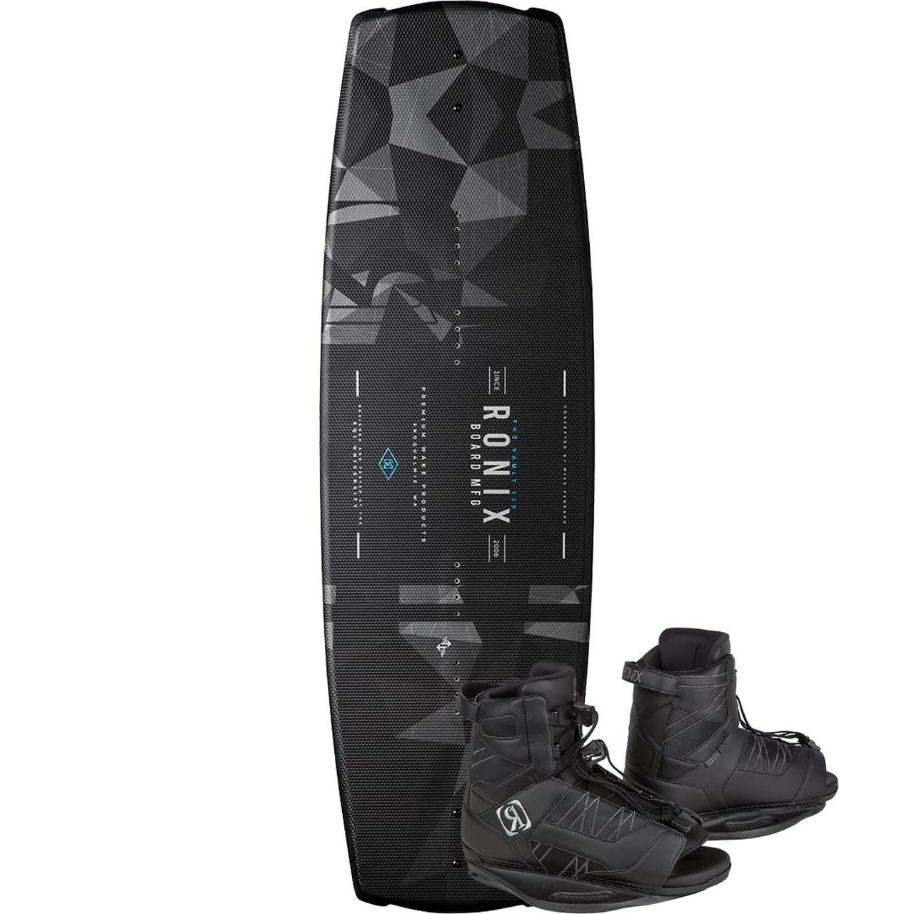 Ronix Vault 134 Combo w/ Divide 7.5-11.5 Boots