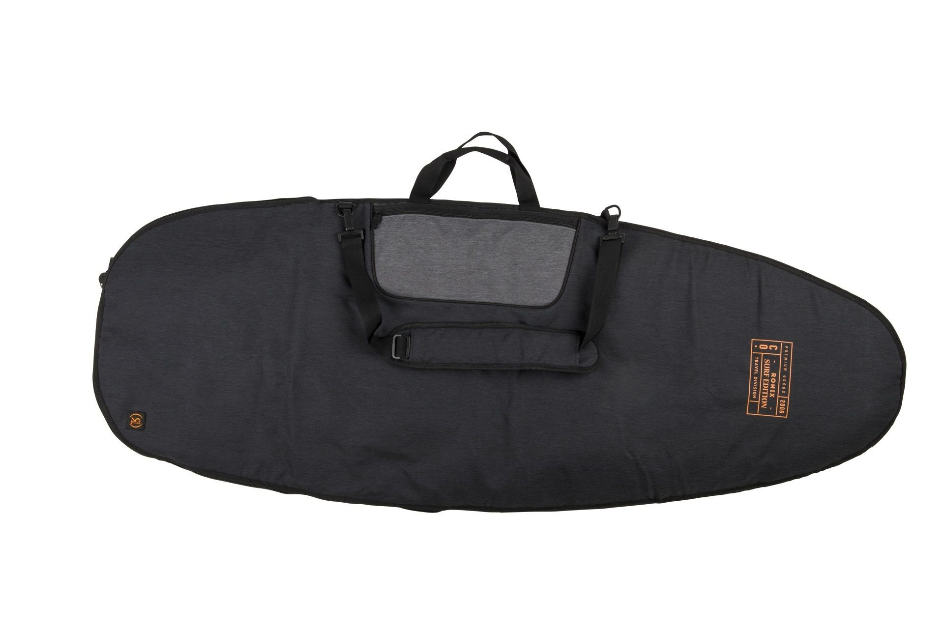 Ronix Dempsey Surf Case w/ 3D Fin Box - Up to 5'9