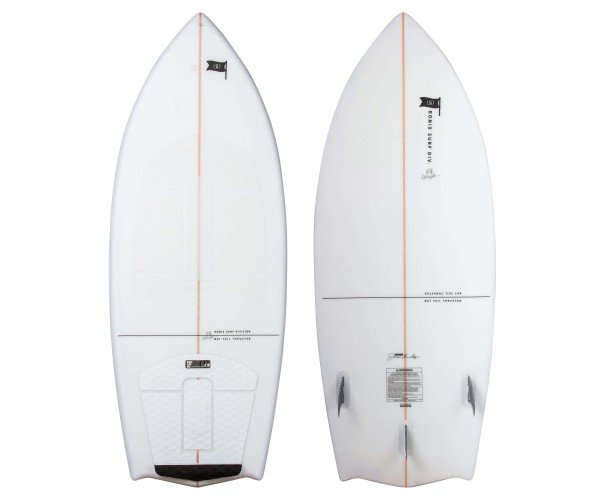 Ronix 4'5 Flyweight - Bat Tail Thruster