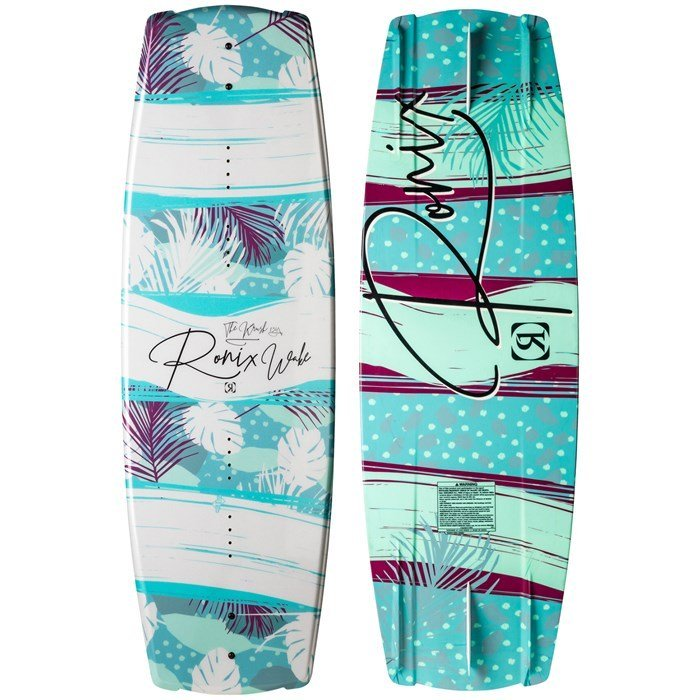 Ronix Krush SF Tropical Sparkle Wakeboard