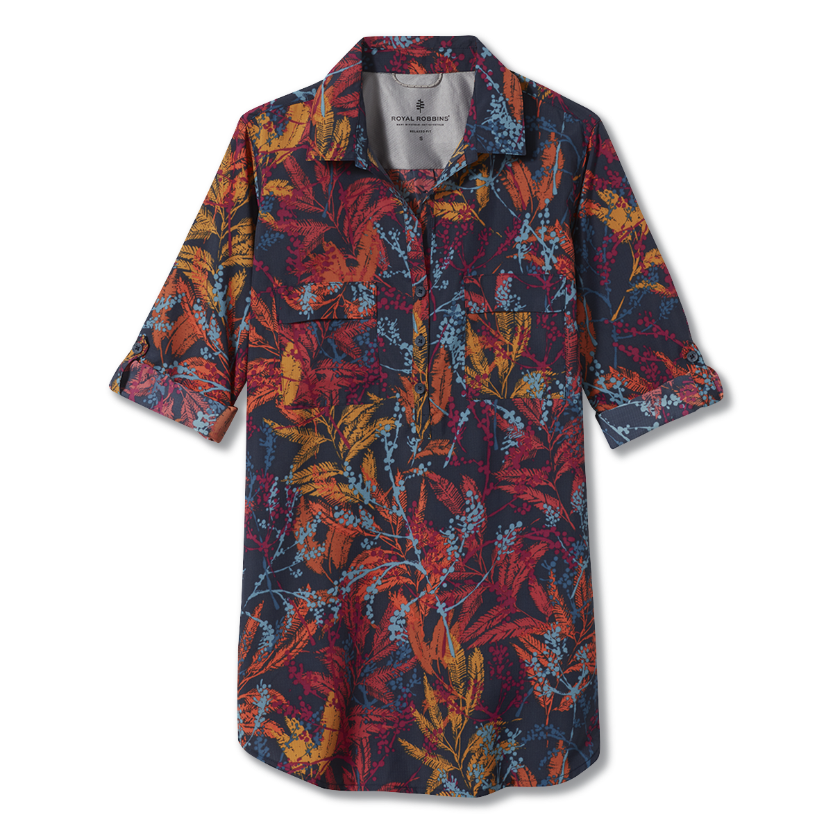 Royal Robbins Expedition Tunic Print W's