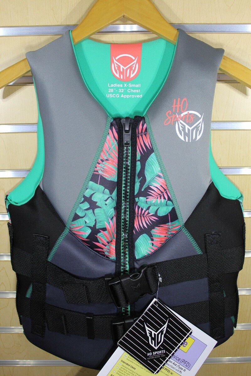 HO Womens Pursuit Neo Vest X-Small 96000022