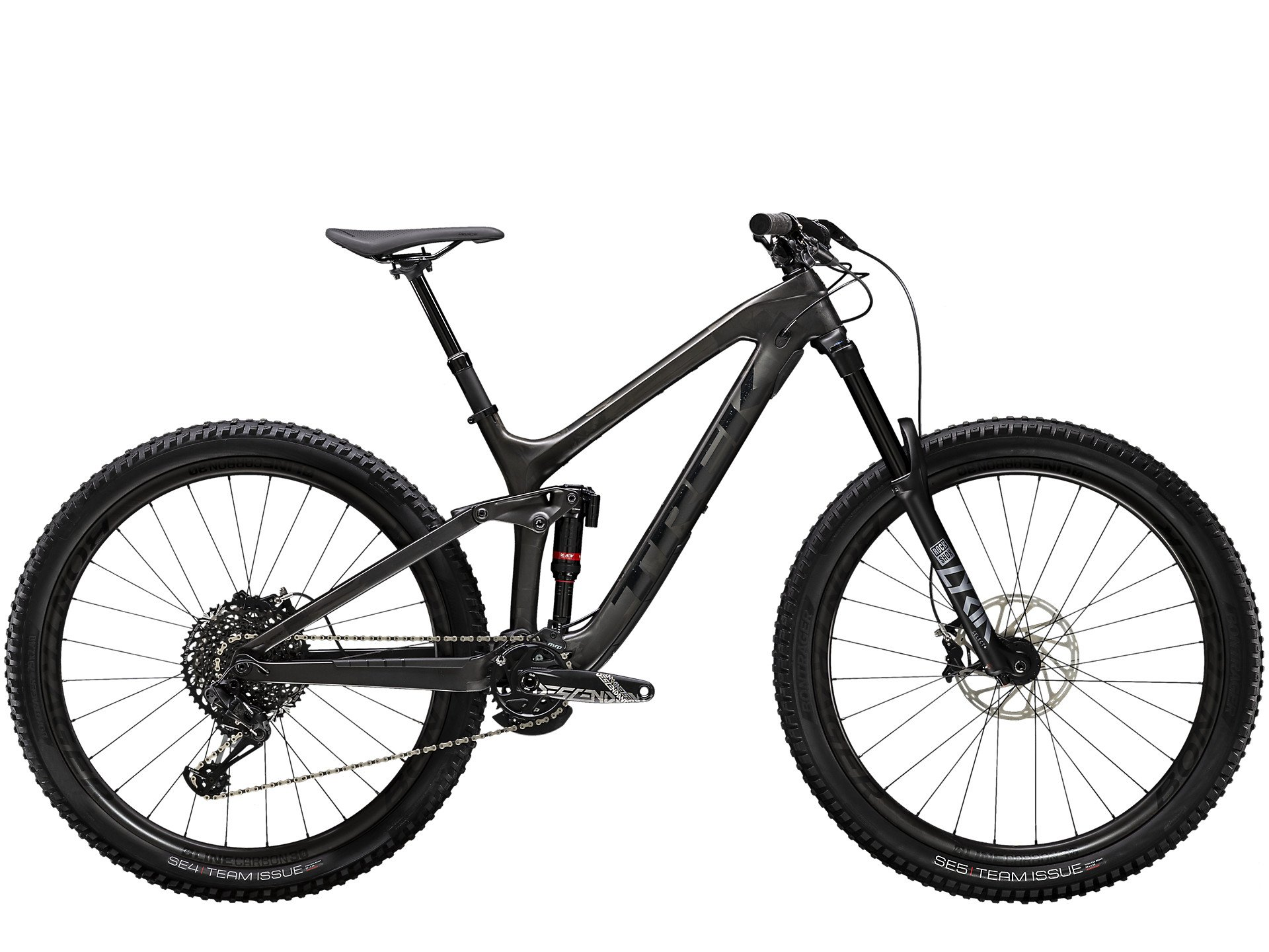 Trek Slash 9.8 29' GX Medium Carbon Black