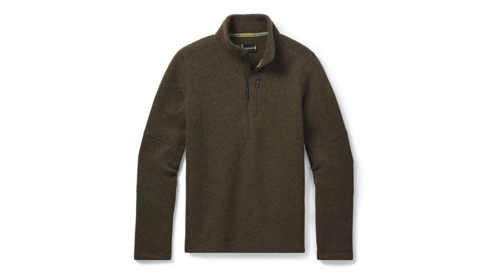 Smartwool M's Hudson Trail Half Zip Sweater