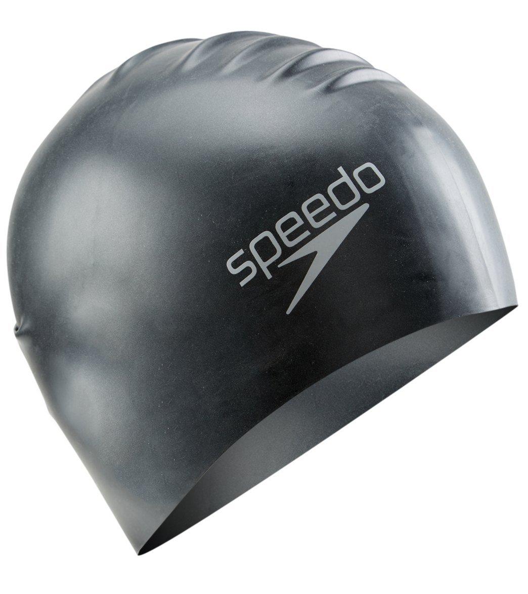 Speedo Silicone Long Hair Cap