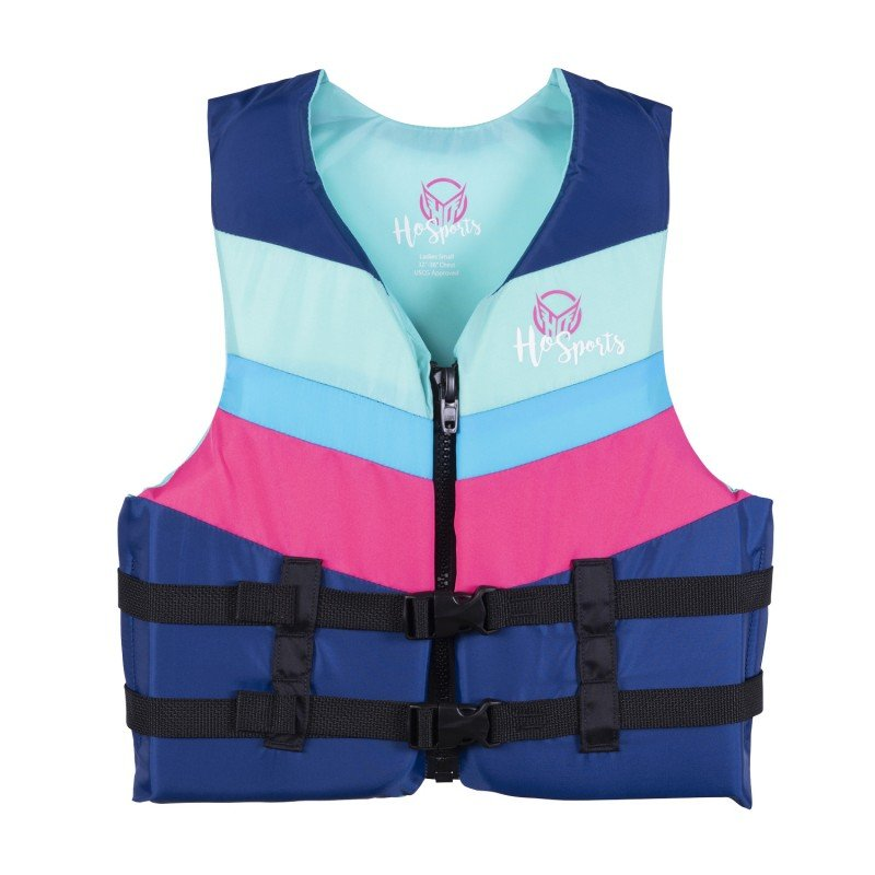 HO Women's Infinite HRM Vest Navy