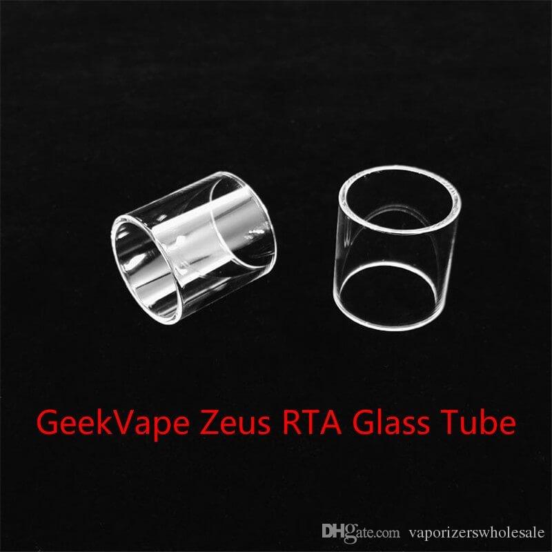 Geekvape - Zeus Dual Replacemnt Glass